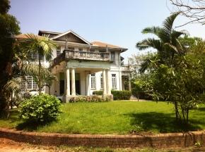 The Goethe Institut - Yangon