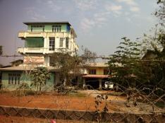 Panthu Art Center with Cho Cho Aung